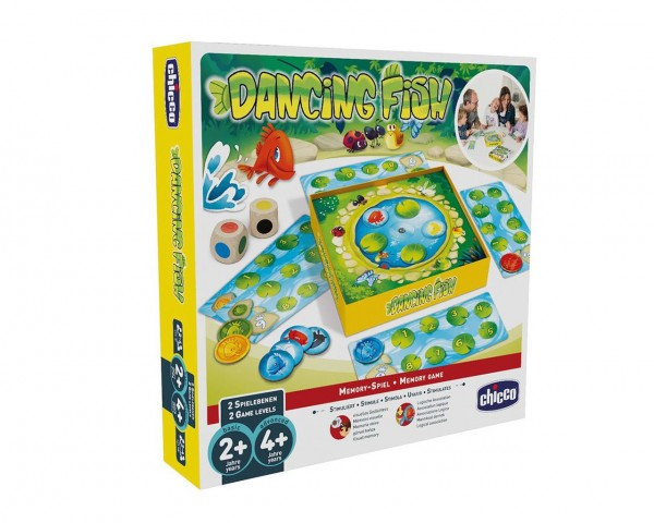 Chicco Family Game DANCING FISH