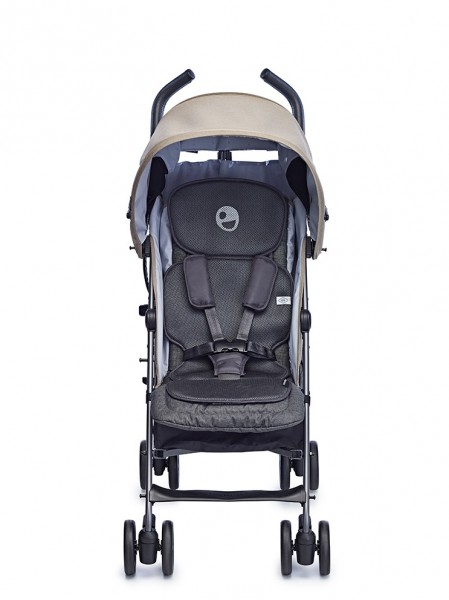 Easywalker Mini Sommer-Innenpolster Light Grey
