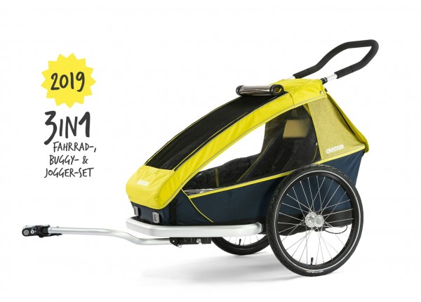 CROOZER Kid for 1 2019 3in1 1