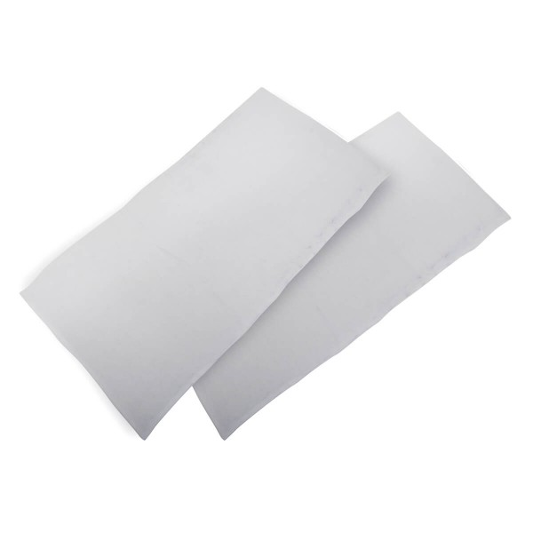 phil&teds Traveler Sheet Set White. 2 Fitted Sheets