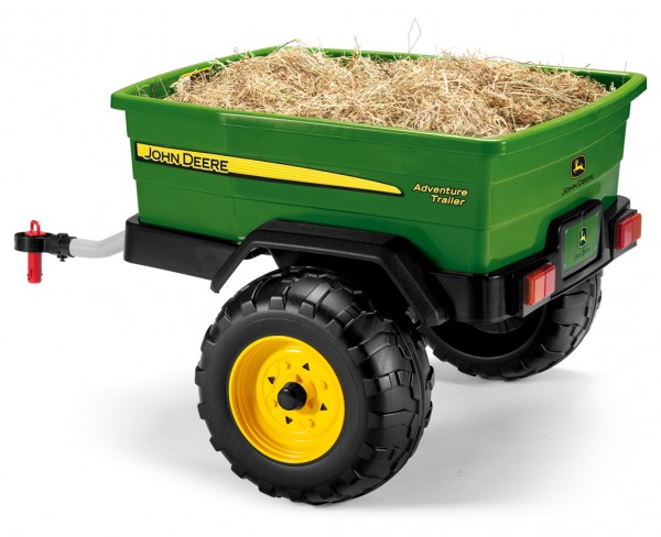 Peg Perego John Deere Adventure Trailer