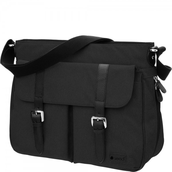 PAPILIO Companion Changing Bag black