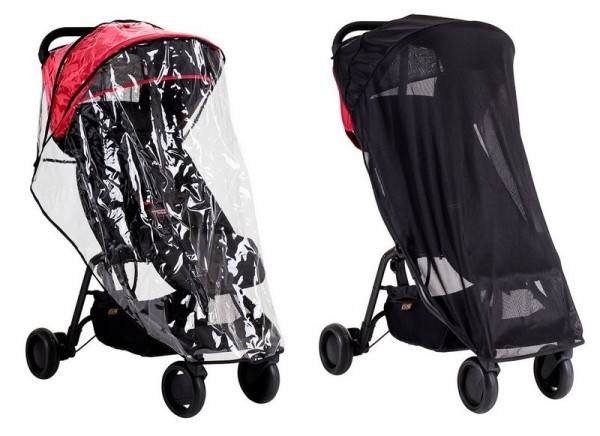 Mountain Buggy All Wetter Set für Nano