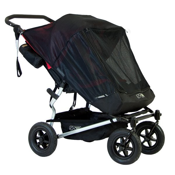 Mountain Buggy Duet Suncover