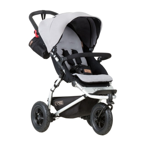 Mountain Buggy swift 3.1	silver