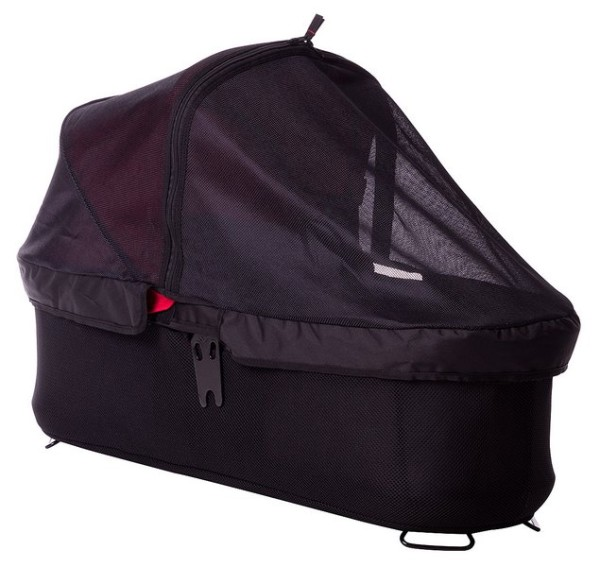 Mountain Buggy Carrycot plus sun cover für duet