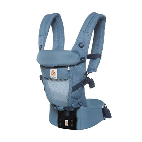 Ergobaby Babytrage Original Adapt Cool Air Mesh (6 Farben)