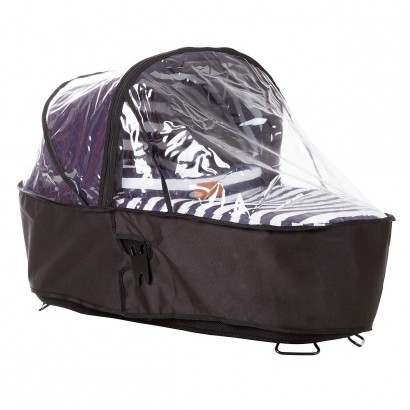 carrycot plus storm cover for urban jungle / terrain / +one