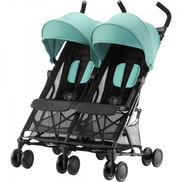 Britax HOLIDAY DOUBLE Aqua Green