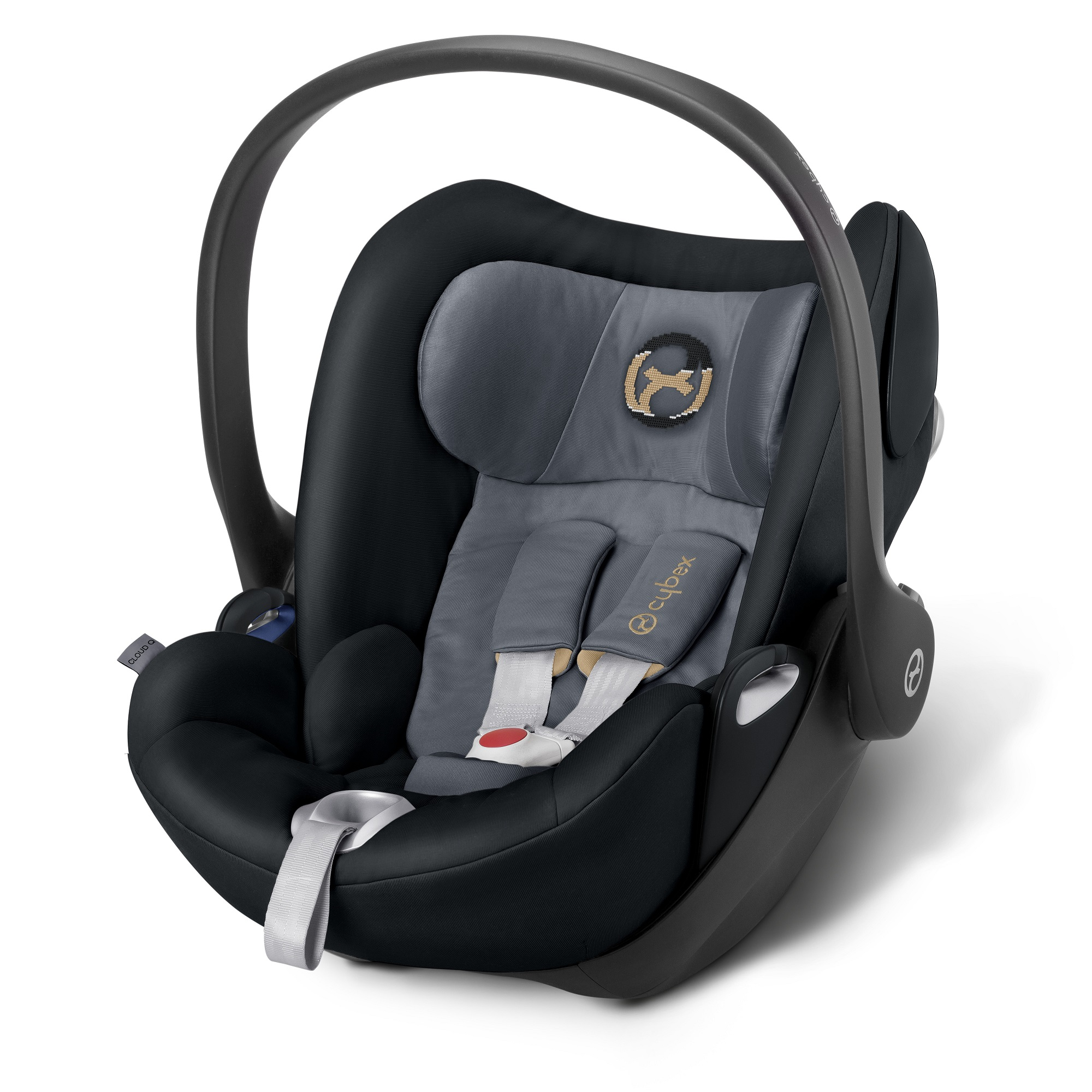 for CYBEX Infant Car Seats Aton and Cloud CYBEX Raincover Transparent