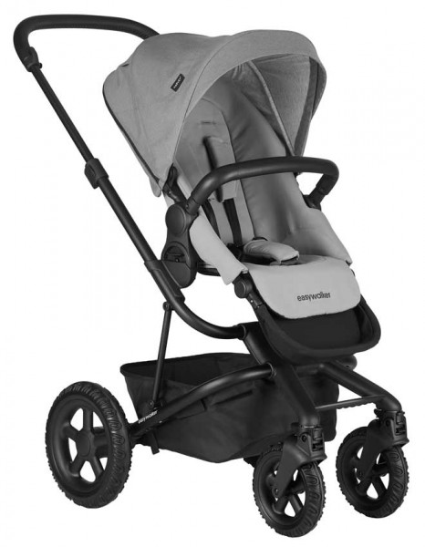 Easywalker Harvey 2 All-Terrain Kinderwagen - Stone Grey