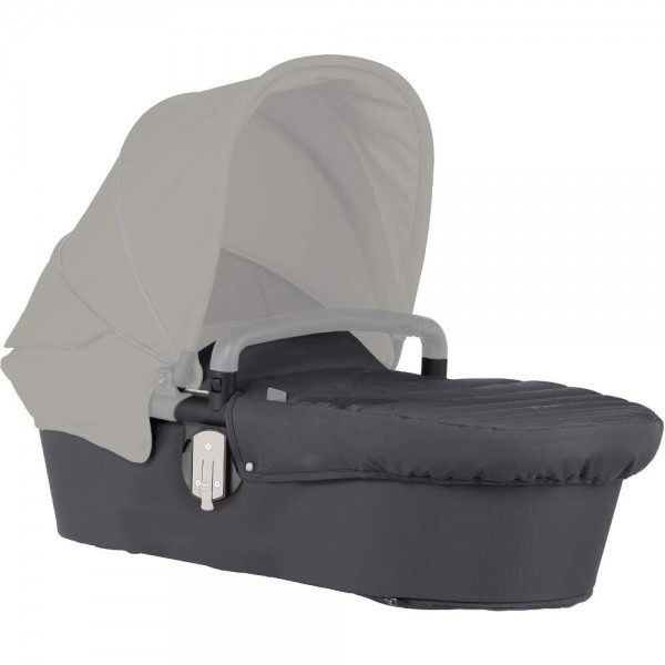 Raspberry Carrycot - Granite