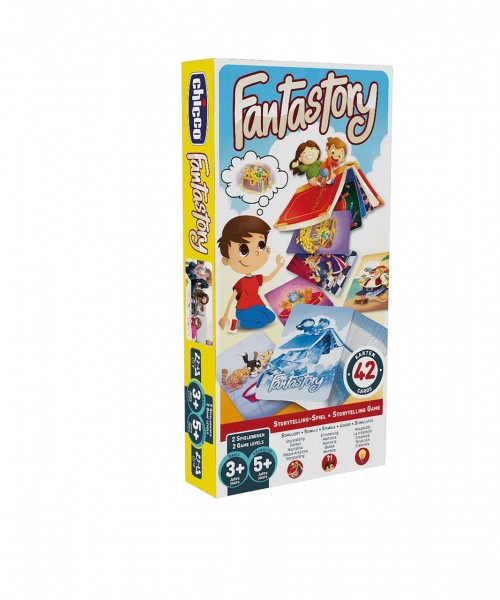 Chicco Family Game FANTASTORY