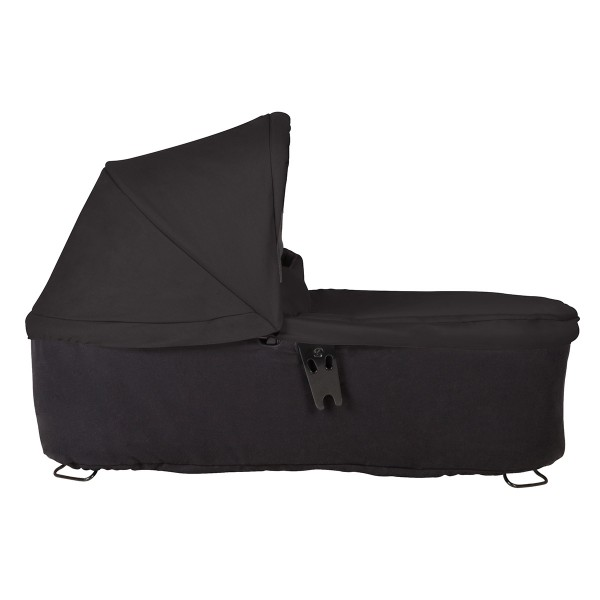 carrycot plus for duet (excl. storm cover, incl sunhood)	black