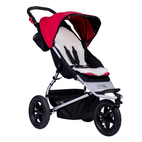 Mountain Buggy Lammfell Polster